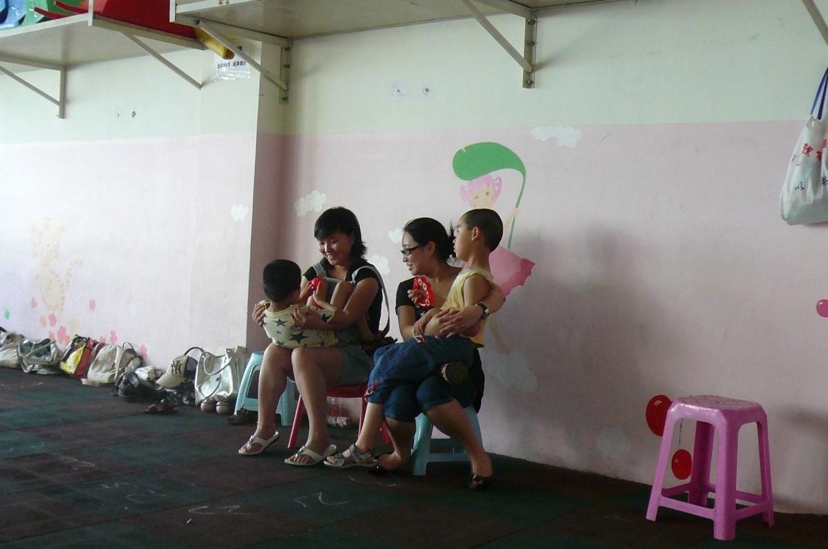 青岛以琳自闭症康复中心陪伴计划